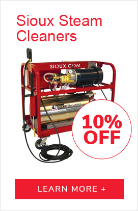 Sioux Steam Cleaners