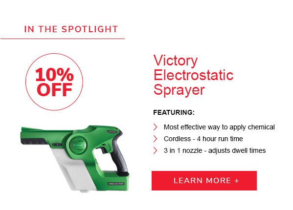 Victory Electrostatic Sprayer