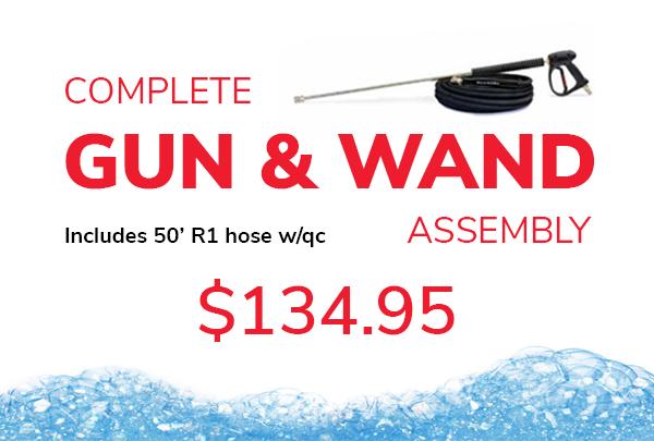 Gun & Wand