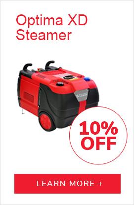 Optima XD Steamer